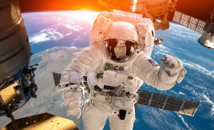 astronaut international space station